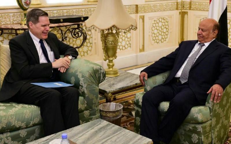 السفير الأميركي باليمن: اعتداء الحوثيين على