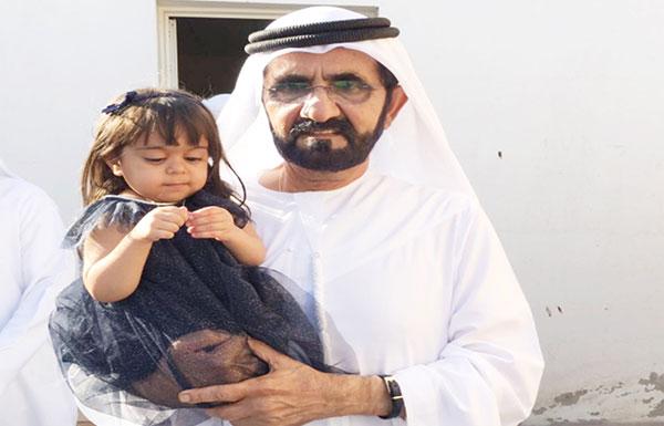 محمد بن راشد: مهرة الشحي ملاك إماراتي وملكة الأطفال