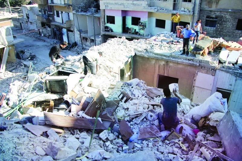 مشروع قرار بشأن حلب أمام مجلس الأمن اليوم
