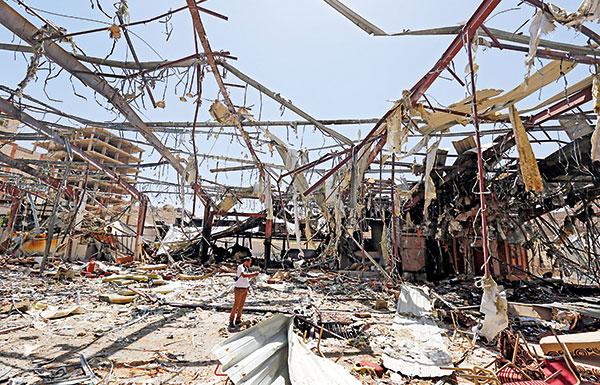 «التحالف» يؤكد إجراء تحقيق فوري في انفجار صنعاء