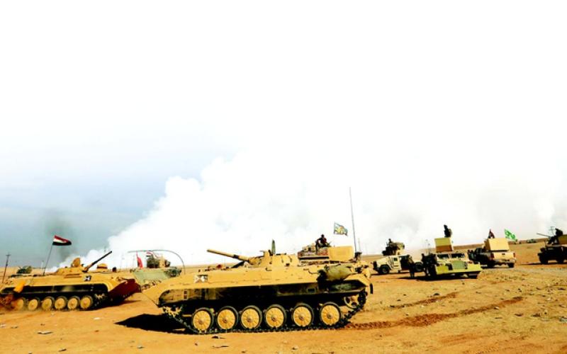 اتفاق تركي عراقي يمنح أنقرة دوراً في معركة الموصل