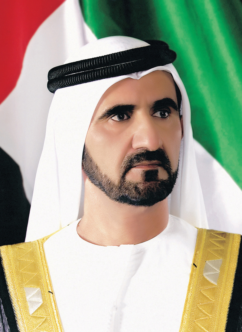محمد بن راشد: تبني النظام الاقتصادي الإسلامي عامل أساسي في النمو الاقتصادي