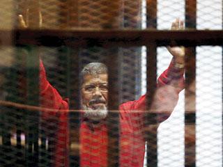 النقض المصرية: التصديق بالسجن 20 عاماً لمرسي