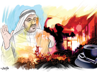 شرطة دبي تعيد الود بين عم وأبناء أخيه بعد 20 عاماً من القطيعة