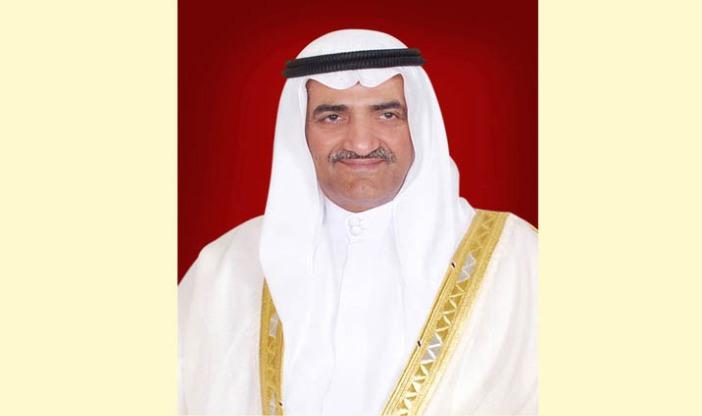 حاكم الفجيرة يعزي أمير قطر والشيخ حمد بن خليفة بوفاة خليفة بن حمد آل ثاني
