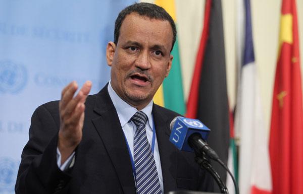 الموفد الأممي إلى اليمن يعمل على هدنة من 72 ساعة