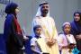رئيس الدولة ونائبه ومحمد بن زايد يعزون أمير قطر بوفاة خليفة بن حمد آل ثاني