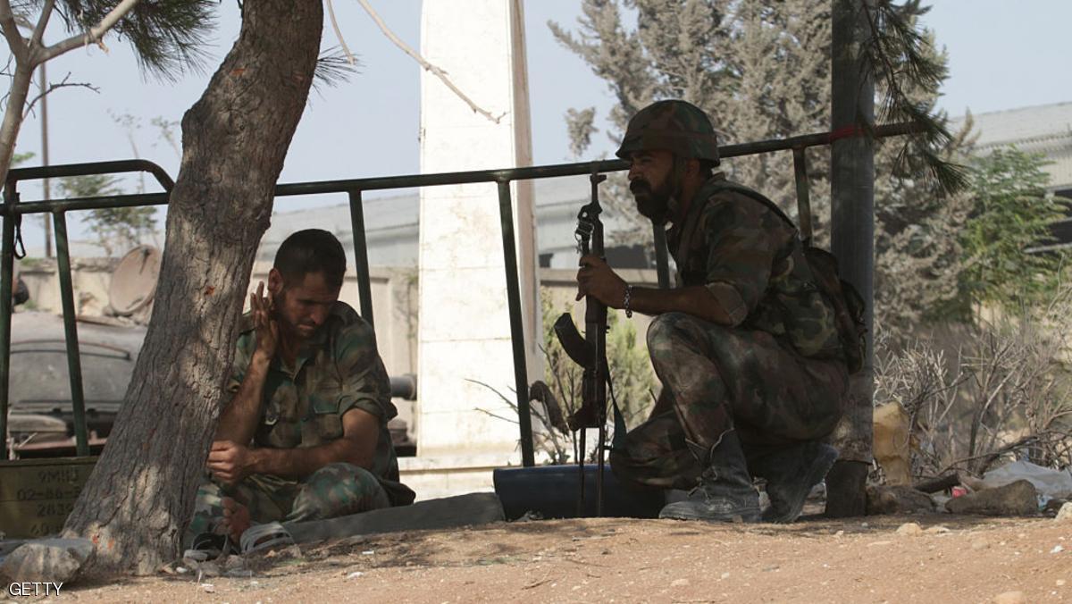 الجيش السوري يسيطر على أكبر أحياء المعارضة بحلب