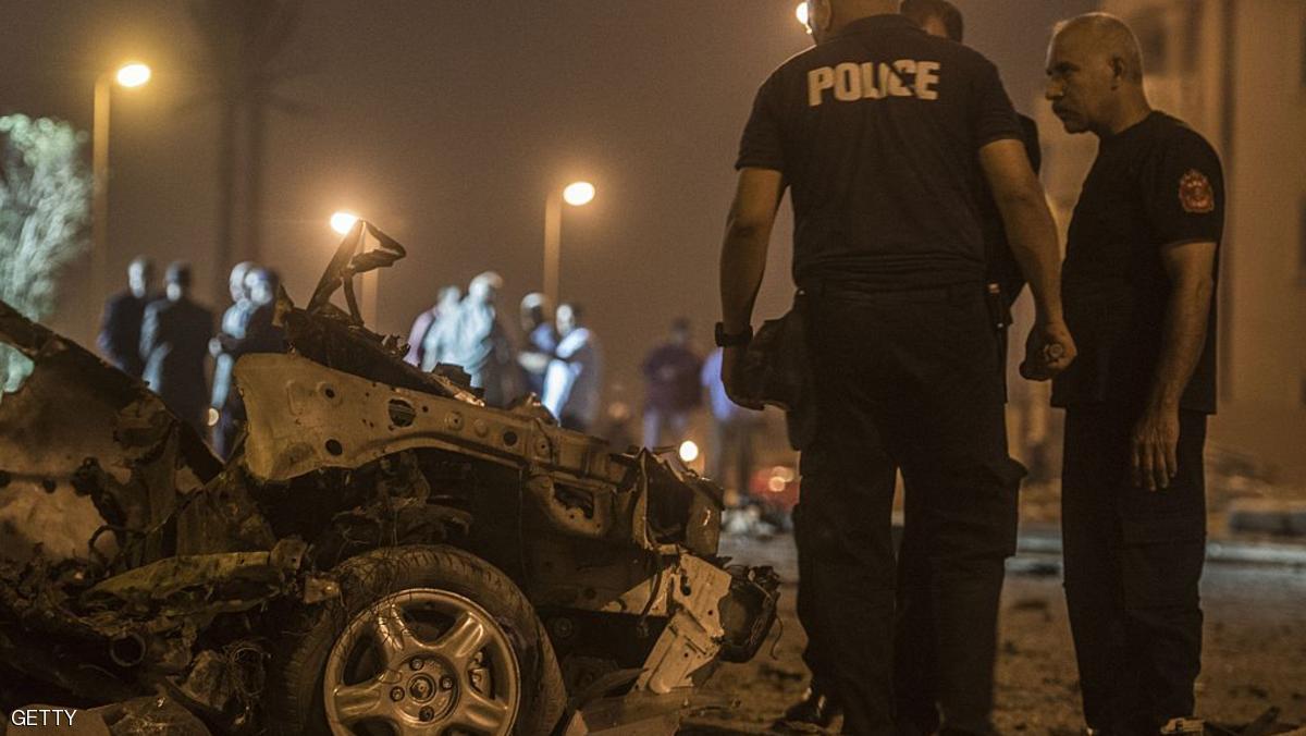 مصر.. انفجار يستهدف قاض بمحاكمة مرسي
