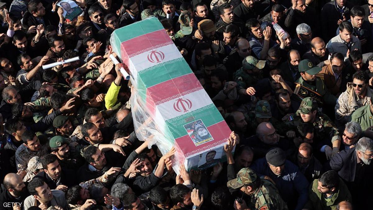 مسؤول يكشف عدد قتلى إيران في سوريا