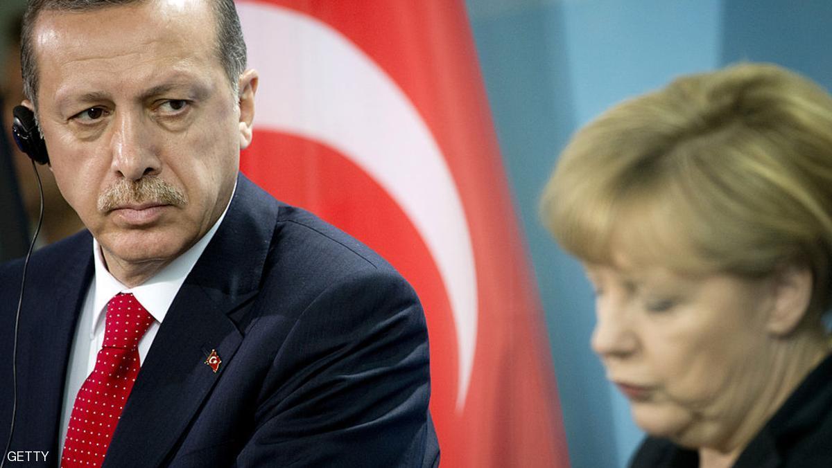 ألمانيا: تهديدات أردوغان