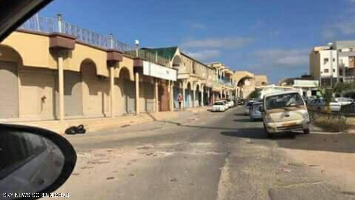 طرابلس .. عصيان مدني يتحدى مليشيات ليبيا
