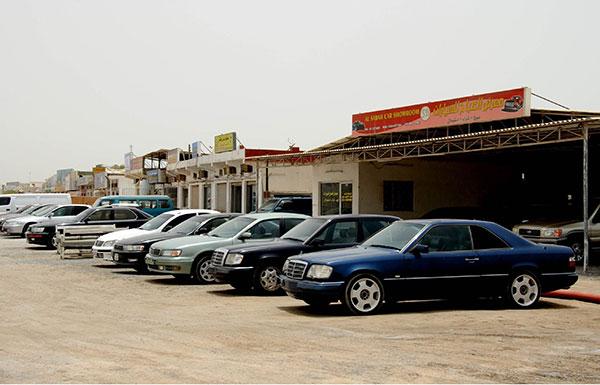 استرداد 156 ألــف سيــارة و1658 منتجاً استهلاكياً من أسواق الدولة خلال 10 أشهر