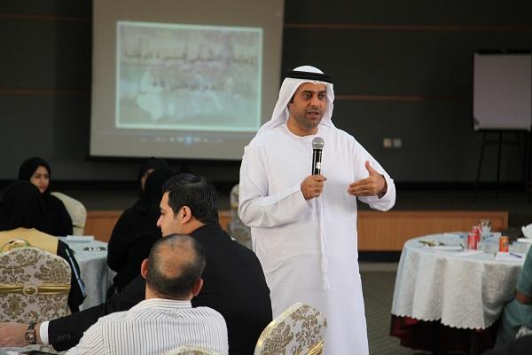 مؤسسات الفجيرة تستعد لاستقبال العيد الوطني الـ45 لدولة الإمارات