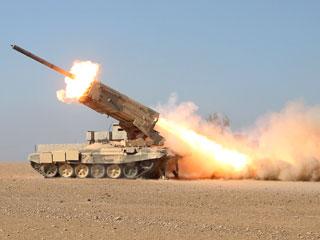 القوات العراقية تستعيد 6 أحياء من