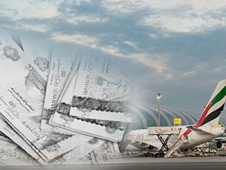 سرقة 300 ألف درهم في المطار