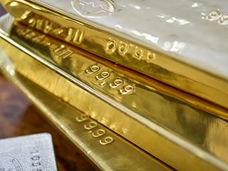 تراجع الذهب إلى أدنى مستوى