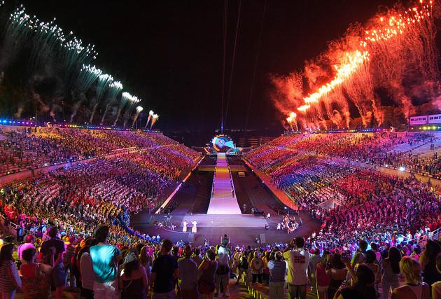 أبوظبي تفوز باستضافة الألعاب العالمية الصيفية 2019