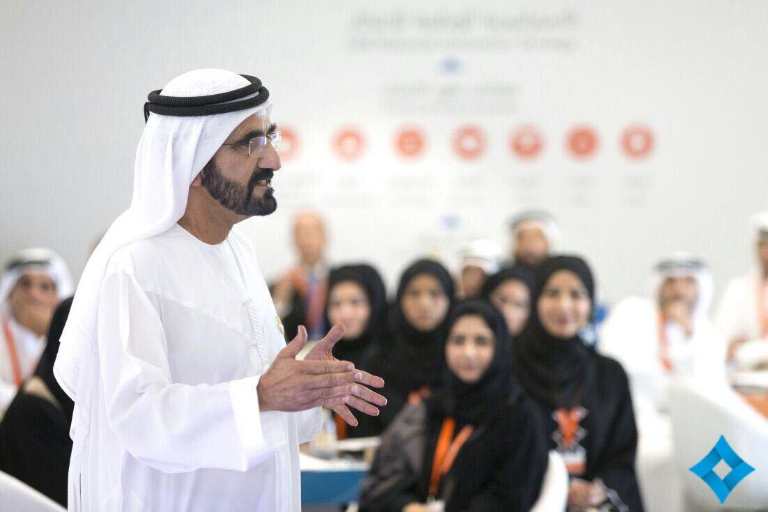 محمد بن راشد يوجه بتمديد أسبوع الإمارات للابتكار لشهر كامل