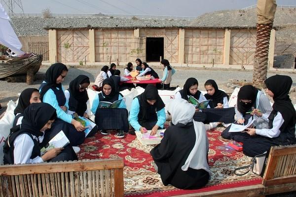 قرية التراث بالفجيرة: لابد من إثراء المخزون الفكري لدى الطلبة