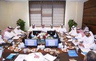 مجلس إدارة غرفة الفجيرة يثمن إعلان رئيس الدولة عام 2017 عاماً للخير ويعتمد خطة عمل الغرفة