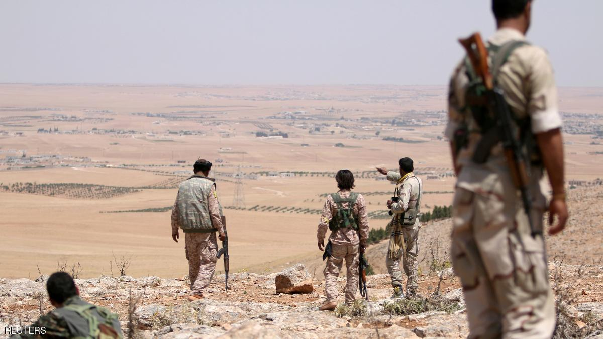الأكراد يعلنون بدء