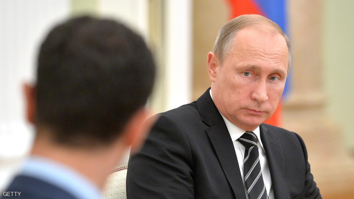 بوتن يفاوض أردوغان ويتحدث عن