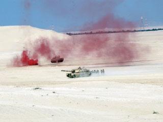 اختتام تمرين «المخلب الحديدي 2» بين القوات البرية الإماراتية والأميركية