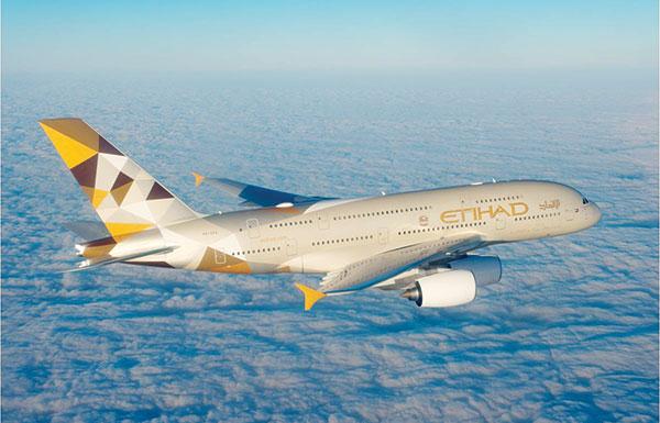 «الاتحاد للطيران» و«لوفتهانزا» تتفقان على تشغيل رحلات شراكة بالرمز