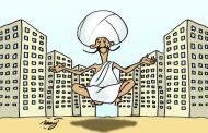 ثري هندي يبني 90 منزلا للمشردين احتفالا بزفاف ابنته