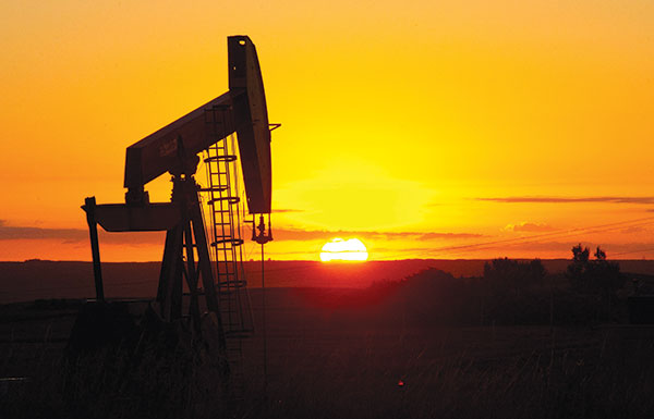 سعـر النفـط يرتفع 50% في 2016
