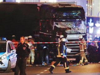 9 قتلى بحادث دهس متعمد بشاحنة في برلين