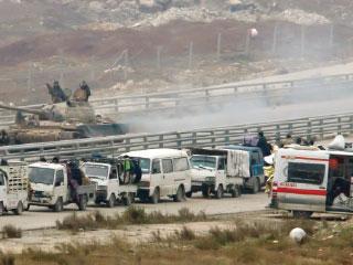 القصف الإيراني ورفض النصرة يعرقلان إخلاء حلب