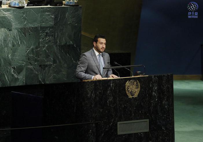 الإمارات تطالب المجتمع الدولي بإنهاء معاناة الفلسطينيين وإنقاذ حل الدولتين