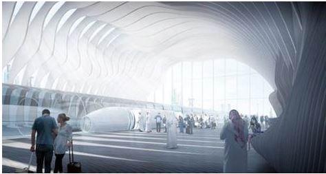 اتفاقية لربط أبوظبي والعين بنظام هايبرلوب لتستغرق الرحلة بين 8-12 دقيقة