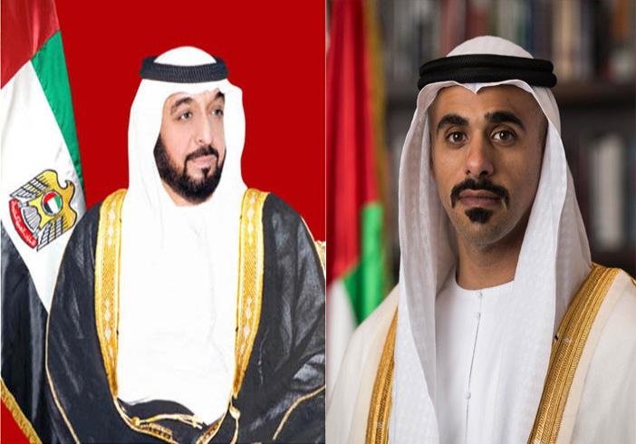 رئيس الدولة يصدر مرسوما بتعيين خالد بن محمد بن زايد نائبا لمستشار الأمن الوطني