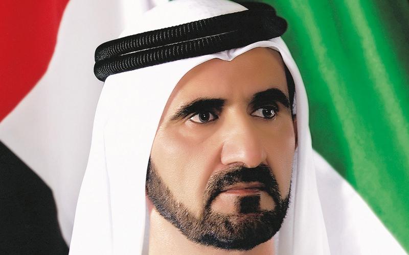 محمد بن راشد يصدر قراراً بإعفاء رئيس وأعضاء مجلس إدارة النادي الأهلي من العضوية