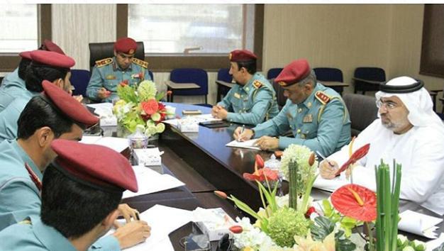 شرطة الفجيرة تستعد لأسبوع المرور الخليجي الموحد