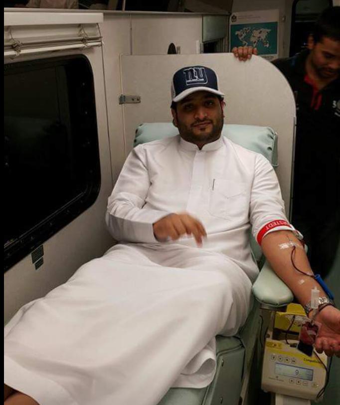 بنك الدم بمستشفى الفجيرة ينظم حملة للتبرع بالدم