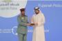 حاكم الفجيرة يستقبل الباحث في الموروث الإماراتي عبد الله خلفان الهامور