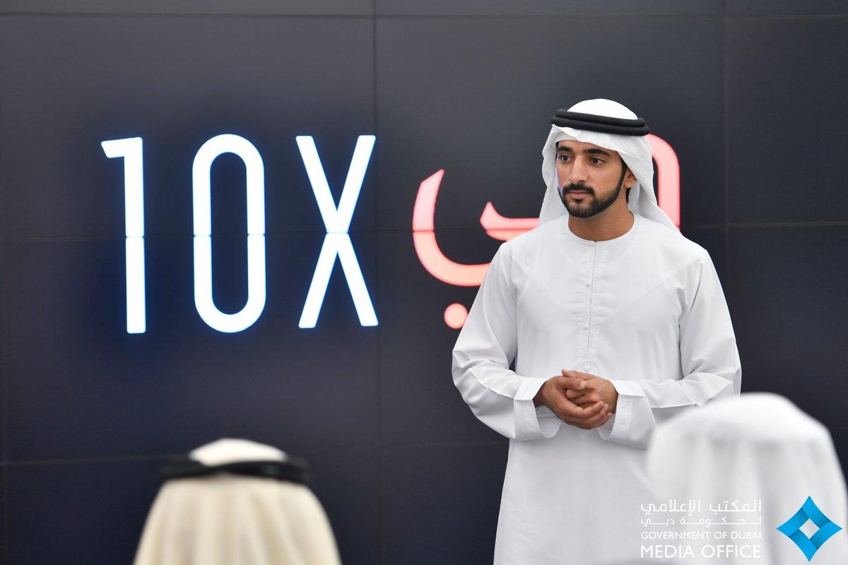 حمدان بن محمد يوجَّه الجهات الحكومية بالبدء الفوري في تنفيذ مبادرة دبي