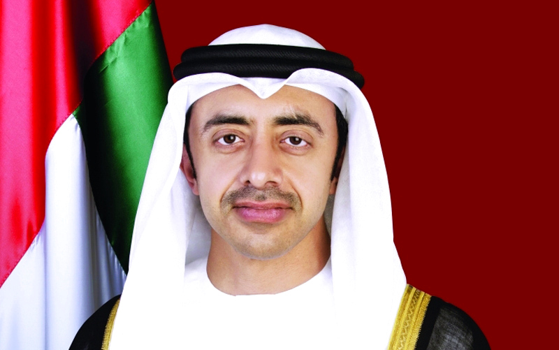عبد الله بن زايد: أمن الخليج كل لا يتجزأ ومن يستهدف البحرين يستهدفنا جميعاً