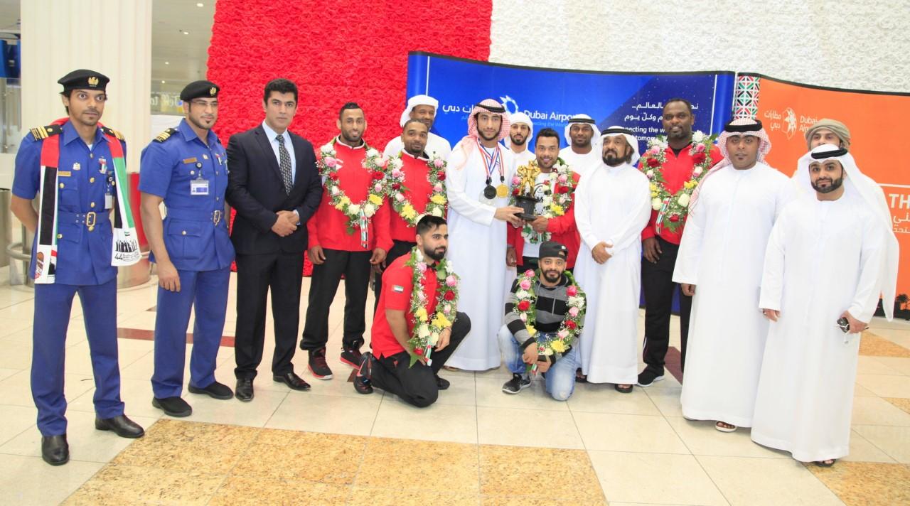 عبد الله الشرقي رئيسا لاتحاد بناء الأجسام والقوة البدنية