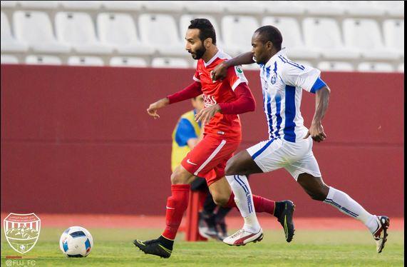 الفجراوي يلاعب الحمرية  والعروبة مع رأس الخيمة في دوري الدرجة الأولى