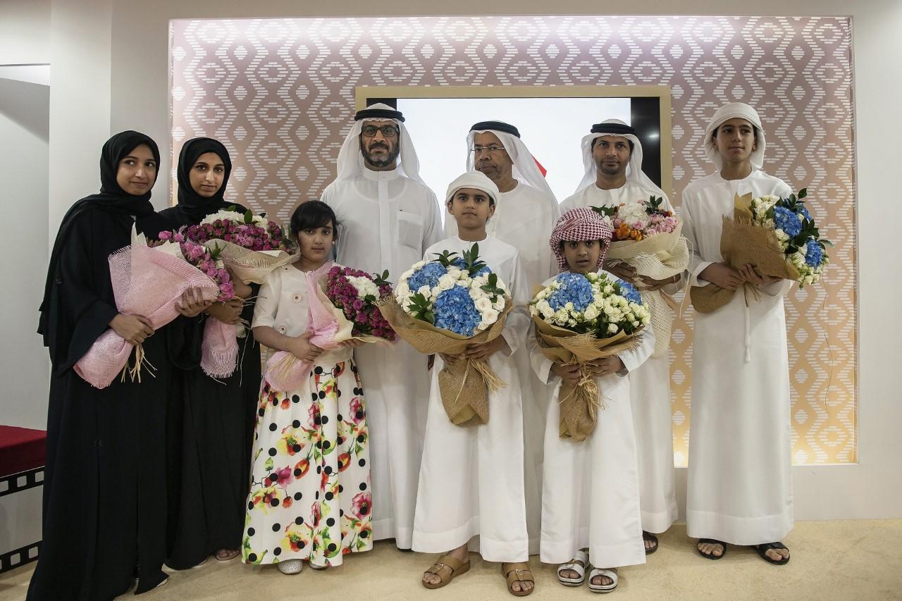 مركز حمدان بن محمد يعلن أسماء الفائزين في مسابقة القصة القصيرة