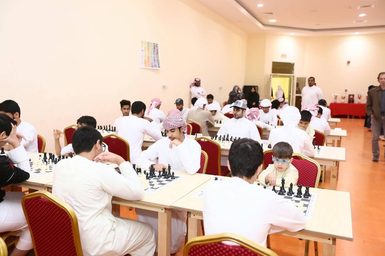 الفجيرة تستضيف بطولة الإمارات للشطرنج السريع
