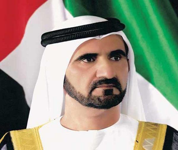 محمد بن راشد يتوجه إلى عمّان على رأس وفد الدولة إلى القمة العربية