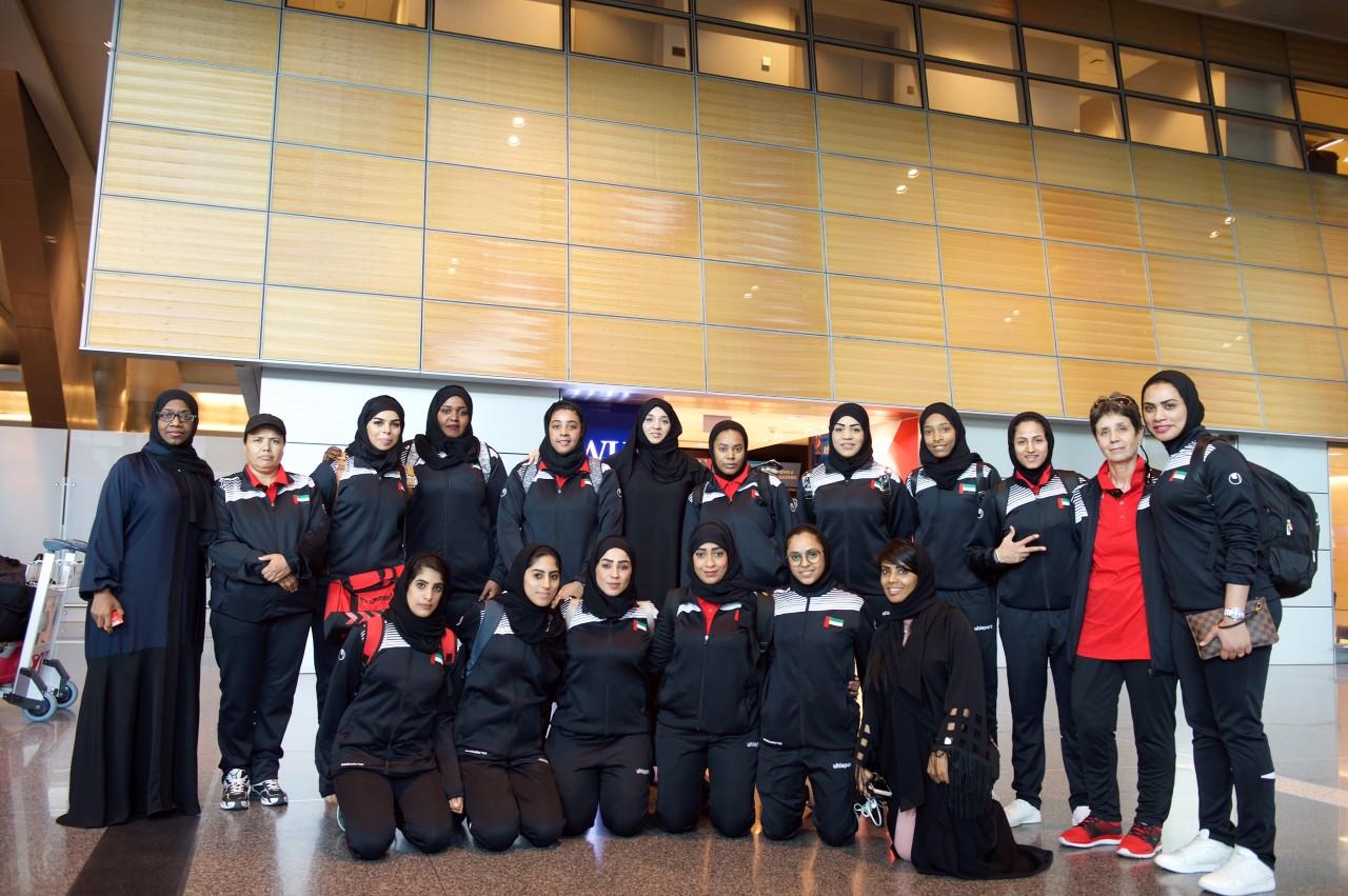 الإمارات تشارك بـ 112 رياضية في دورة رياضة المرأة