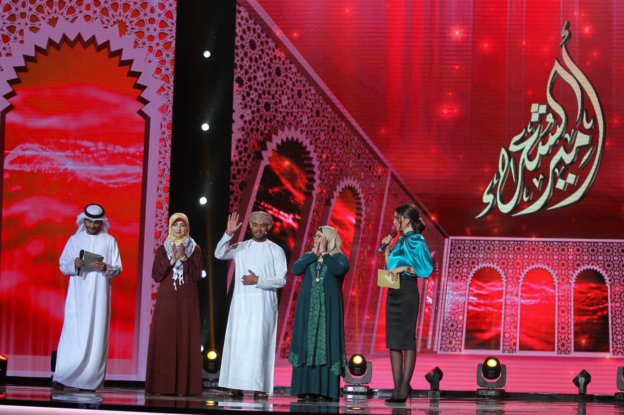شاعرتان فلسطينيتان وشاعر عُماني يتأهلون للمرحلة الثانية من أمير الشعراء