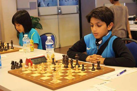 نتائج مبهرة للاعبي الفجيرة في بطولة رومانيا بالشطرنج